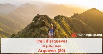 Trail d'arqueves