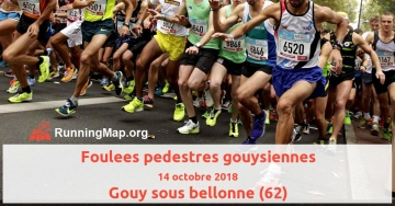 Foulees pedestres gouysiennes