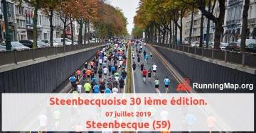 Steenbecquoise 30 ième édition.
