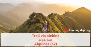 Trail via alekina