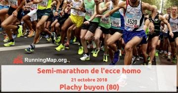 Semi-marathon de l'ecce homo