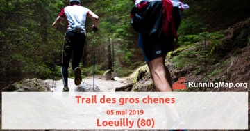 Trail des gros chenes