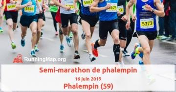 Semi-marathon de phalempin
