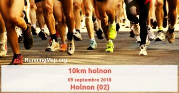 10km holnon