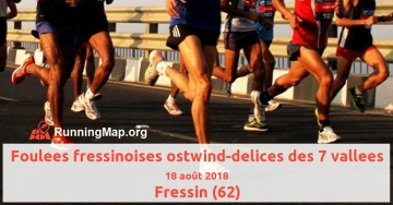 Foulees fressinoises ostwind-delices des 7 vallees