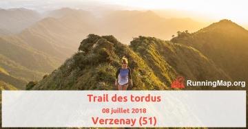 Trail des tordus