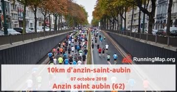 10km d'anzin-saint-aubin
