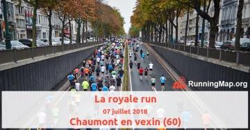 La royale run