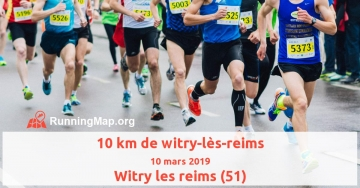 10 km de witry-lès-reims
