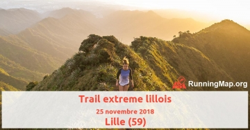 Trail extreme lillois