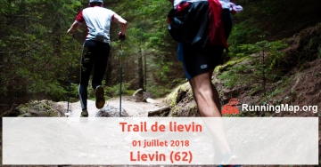 Trail de lievin