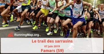 Le trail des sarrasins