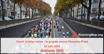 Courir la jules verne - la grande course féminine d'ami