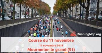 Course du 11 novembre