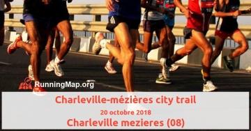 Charleville-mézières city trail