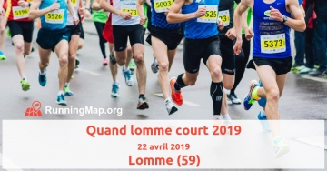 Quand lomme court 2019