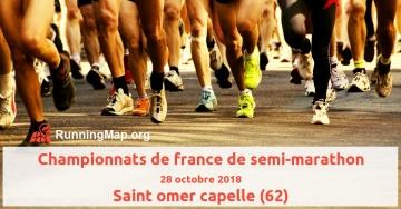 Championnats de france de semi-marathon