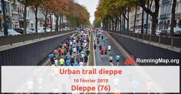 Urban trail dieppe
