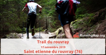 Trail du rouvray