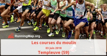Les courses du moulin