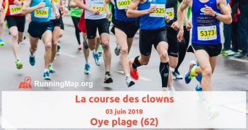 La course des clowns