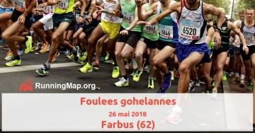 Foulees gohelannes