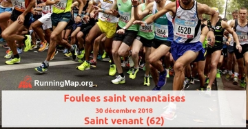 Foulees saint venantaises