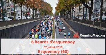 6 heures d'esquennoy