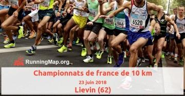 Championnats de france de 10 km