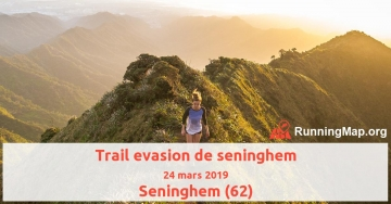 Trail evasion de seninghem