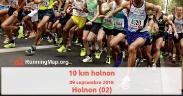 10 km holnon